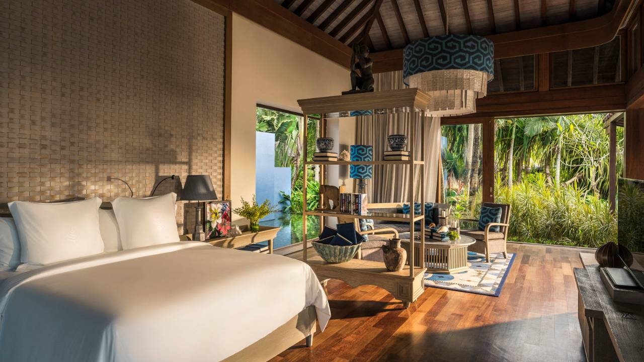 Акция от отеля Four Seasons Resort Langkawi 5*